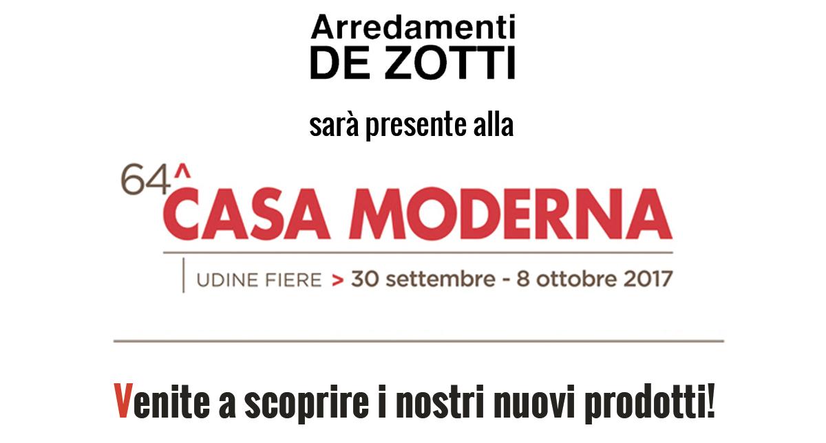 Dal 30 settembre all 08 ottobre saremo presenti alla fiera for Casa moderna udine 2017 orari